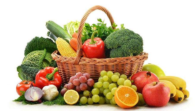 今天你吃了吗? 专家:每人每天应该吃够一斤蔬菜和半斤水果