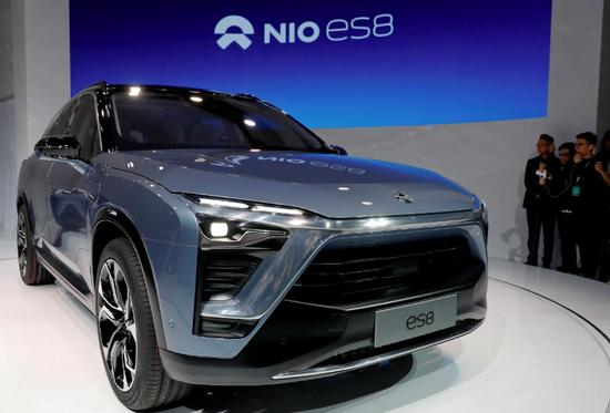 造车新势力蔚来与亦庄国投签订框架协议 新增100亿元融资