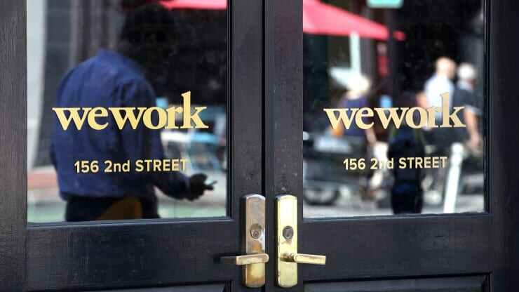 WeWork裁员2400人 削减成本和调整业务规模