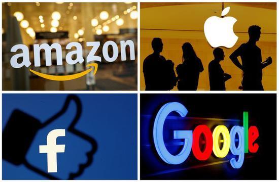 歐盟或因反壟斷打擊美四大科技巨頭 Facebook亞馬遜蘋果和谷歌