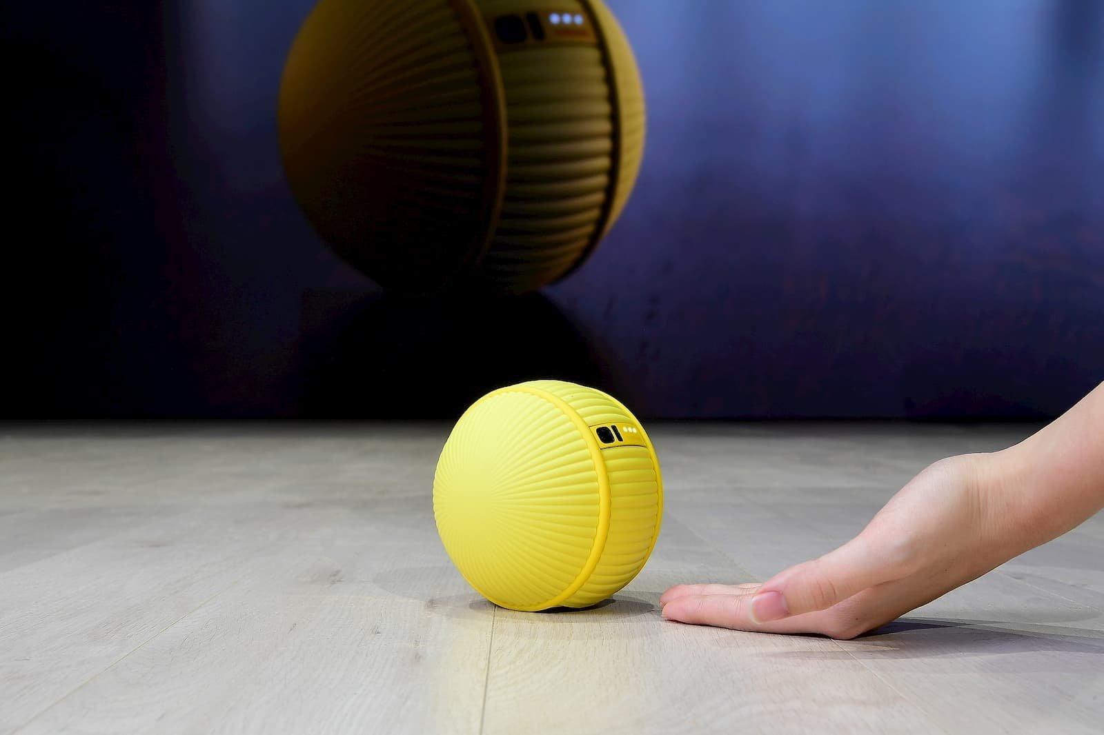 三星发布球形机器人:具体上市时间和售价待定