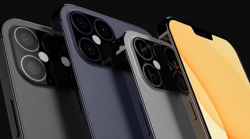 传iPhone 12系列7月份启动生产 先量产两款6.1英寸版