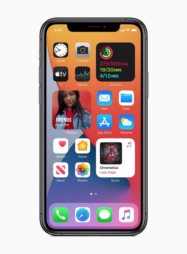 苹果 iOS 14 全新主屏幕,App Clips 小程序