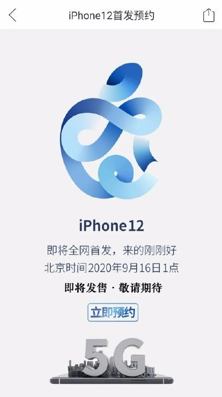 拼多多取消苹果iPhone 12 5G手机预约页面 发生了什么?