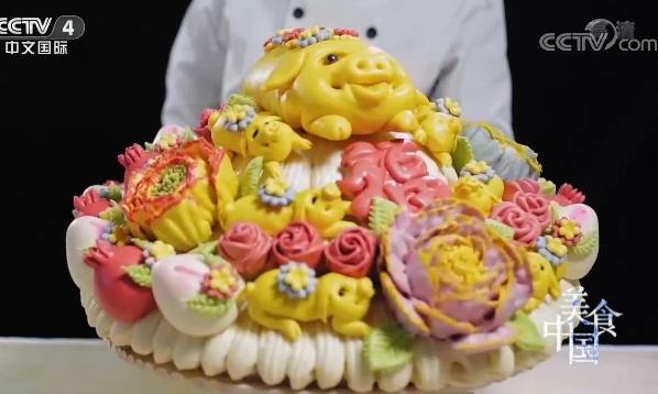 《美食中国:品味威海》:花饽饽、海鲜打卤面等一面之缘
