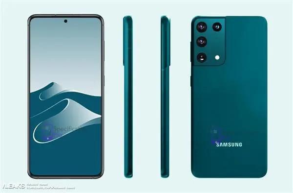 三星新款手机S21取消充电头和耳机 首发骁龙875